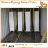 Mármol blanco nano, suelo, pared, tapas, líneas, fregaderos, vector, pilar (YY-MS197)
