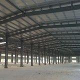 Estructura de acero fabricada taller barato de las materias primas