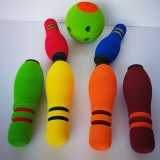NBR Foam Bowling Sport Toy, Educational Toy, Mini Toy for Kids