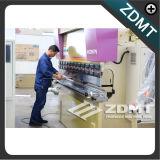 Placa dobradeira Nc hidráulico com Delem máquina de dobragem da41