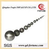 L'AISI 52100 G10 Le roulement à billes en acier chromé (GCr15) 4.7625mm (3/16 pouce) - 25,4 mm (1pouces) pour...