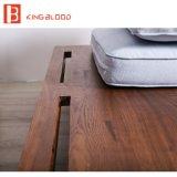 Mobilia di legno di disegno di insiemi del sofà di stile Latest2 Seater della Malesia per il salone