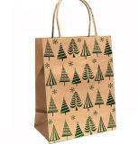 Бумажный мешок подарка/бумажный мешок хозяйственной сумки/бумаги выдвиженческий