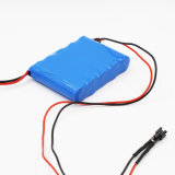 Paquete de la batería del Li-ion 5s 18V 18650 2200mAh Paquete recargable de la batería del ión de litio