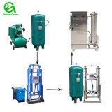 2kg/H水処理のための産業オゾン発電機への100g/H