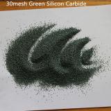 Grünes Puder des Sand-Startenmedia-Silikon-Karbid-/Sic