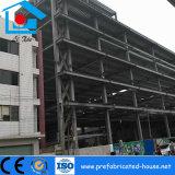 Alta costruzione di edifici della struttura d'acciaio di aumento con la piattaforma di pavimento d'acciaio