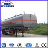 Reboque 40 do tanque de aço de carbono do Tri-Eixo, 000L