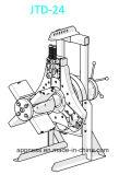 Hydraulischer Jtd interner Dynamicdehnungs-Typ Rohr-Ausschnitt und abschrägenmaschine