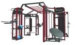 Multi macchina di ginnastica/insiemi ginnastica di donne/attrezzature professionali di ginnastica