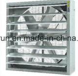 Agriculture d'étable arrêtant le ventilateur d'extraction industriel de ventilation pour la ferme d'agenda
