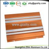 Kundenspezifischer Aluminiumkühlkörper für Auto-Gussteil