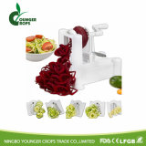 За Круглым столом Mandoline Hand-Operated фруктов овощей ручной нарезки овощей фрезы