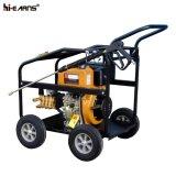 Motor diesel con la arandela y las ruedas de alta presión (DHPW-2600)