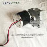 Motore dell'attrezzo di CC della turbina con 20A 12V 250W per la macchina di sarchiatura & la sedia a rotelle & il carrello di golf