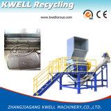 Flocos elevados da máquina/animal de estimação do recicl Waste do frasco do animal de estimação de Efficience que lavam a linha