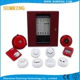 4 Fio 12V Detector Fotoelétrico de Fumaça para segurança doméstica