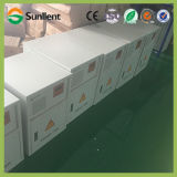 再生可能エネルギーシステムのための360V 380V10kwの三相ハイブリッド太陽インバーター