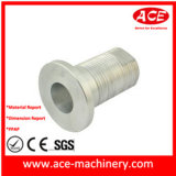 Бочонок точности продукта машины OEM подвергли механической обработке CNC, котор