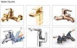 Sanitarios baño/montaje de piezas (latón, Zamak, plástico) máquina de recubrimiento decorativo PVD