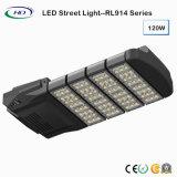 120W modularer Typ LED-Straßenlaternemit Cer u. RoHS