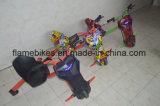 tração Trike elétrico da bateria de lítio de 250W 36V/4.4ah com suspensão