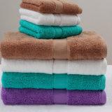 Лидер продаж среди красочных, реактивные Deying полотенце для гостиницы, дома, Спа.