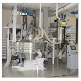 Imitar a máquina de peneiramento Vibrting Giro artificial para os pós de tela