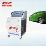 自由エネルギーの発電機のHhoの車のエンジンの脱炭素処理をする機械