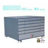 Tdp-70100 Estêncil de vácuo secador com gaveta para máquina de impressão de tela