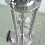 Санитарные пакетного высокой срезной эмульгатора электродвигателя смешения воздушных потоков