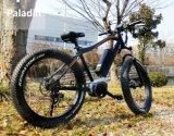 bicicletas elétricas adultas da montanha E da bicicleta MTB de Ebikes do pneu gordo de 48V 500W com 38km/H
