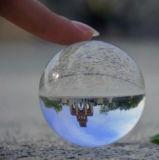 Ornamento libero naturale della decorazione della casa della sfera di cristallo