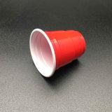 Täglicher Gebrauch-Wegwerfplastik höhlt Großhandelscup des Plastik250ml