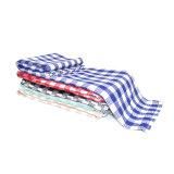 Dry Pot를 위한 Colorful Checkered를 가진 부엌 Yarn Dyed Towels Tea Towels
