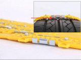 Correntes de pneu Emergency antiderrapagem do carro da neve do estilo novo