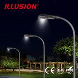 40W luz de calle de las habas IP65 LED del oro del programa piloto incorporado de la CA 100-265V pequeña