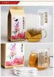 Slim Bio 100% de perte de poids d'origine amincissant la feuille de lotus rose thé Thé Le thé vert