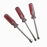 Cacciavite dell'utensile manuale di tasto della noce Hex del metallo del cacciavite della chiave a bussola