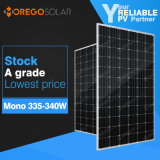 Mono 300W 310W 350W comitato fotovoltaico di energia solare di prezzi più poco costosi
