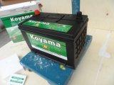 Tipo batería de plomo sellada (SLA) Mf105D31L, batería de JIS de coche japonesa del carro 12V90ah de la marca de fábrica de la batería del carro