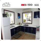 Camera domestica d'acciaio dell'indicatore luminoso prefabbricato della villa di basso costo