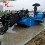 Servicio de ultramar draga de corte de maleza de alto rendimiento/barco/máquina para la exportación