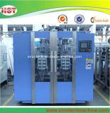 Fornitore automatico della macchina dello stampaggio mediante soffiatura della doppia stazione/macchinario di plastica della bottiglia
