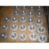 Het Afgietsel van het Aluminium van de Gieterij van het Brons van de Gieterij van het messing