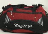 Nueva moda melocotón de gran capacidad de tela Bolsa Luaggage Yf-Pb0037