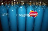 Frascos de gás O2 industriais 40L