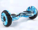 Electric Self-Balance Scooter de Surf com 10 polegadas Grandes rodas