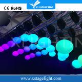 Kinetische RGB LEIDENE van Lichten DMX Opheffende Bal voor de Staaf van DJ van de Club