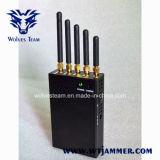 3W com ventilador de refrigeração e do GPS WiFi interferidor do telefone